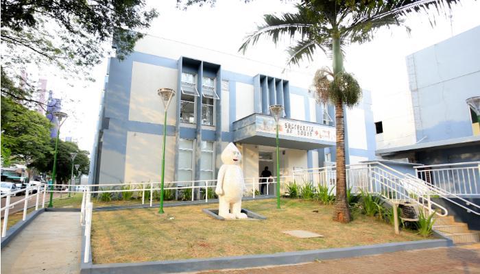 Reforma e ampliação da Secretaria de Saúde é finalizada