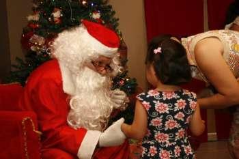 Público pode conferir atrações da Vila do Papai Noel até esta sexta-feira
