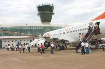 Aeroporto de Maringá vai receber mais de R$ 14 milhões em investimentos