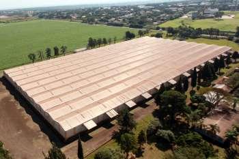 Patrimônio da União cede barracão do extinto IBC ao município