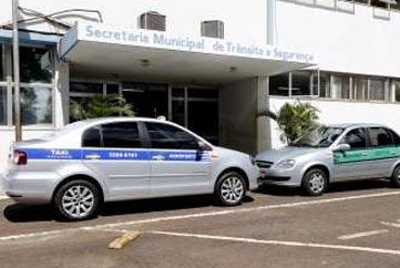 Táxis que operam no Aeroporto e na Rodoviária serão padronizados