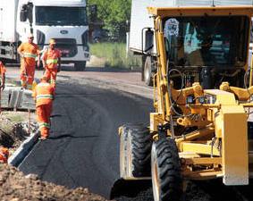 Duplicação da rodovia entre Maringá e Paiçandu está em fase de conclusão