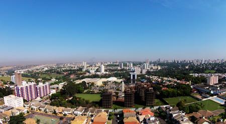 Maringá é a segunda cidade do Paraná em crescimento populacional