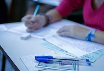 Comissão Central do Vestibular Unificado disponibiliza as provas do vestibular a partir das 15 horas