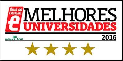 UEM tem três cursos com nota máxima no Guia do Estudante