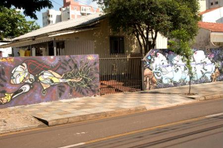 Prefeitura vai promover arte urbana para prevenir pichações