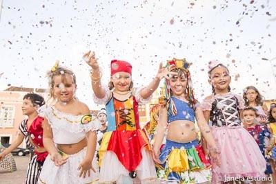 Veja 5 dicas de saúde e segurança para as crianças no carnaval