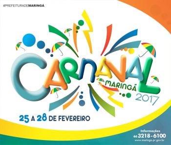 Bailes de Carnaval seguem até terça-feira (28) em Maringá