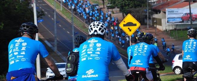 Edição do Ecobike em Maringá integra programação do 7º Fórum de Mobilidade Urbana