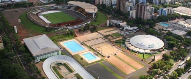 Vila Olímpica é referência para famílias que praticam esporte