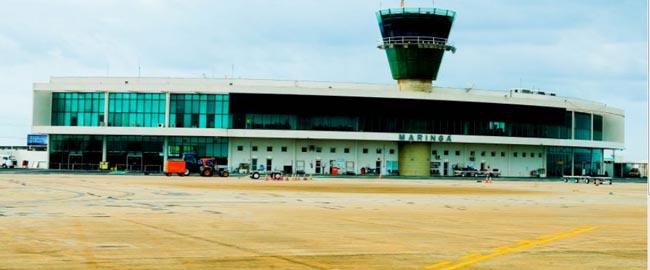Aeroporto tem área de embarque aumentada em mais 70m²
