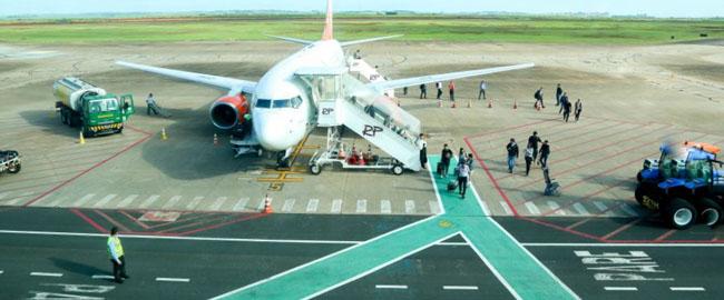 SAC autoriza licitação para obras no aeroporto