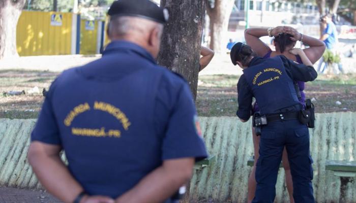Guarda Municipal intensifica ações de abordagem