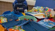 Prefeitura divulga como será a entrega dos kits escolares da rede municipal