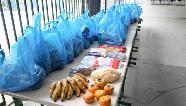 Escolas realizarão mais uma entrega de alimentos da merenda
