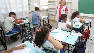 Rede municipal de ensino prevê reposições de aula presencial