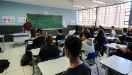 Rede estadual de ensino do Paraná bate recorde de alunos inscritos no Enem
