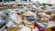 Kit alimentação começa a ser distribuído nesta segunda-feira (29) a alunos da rede municipal