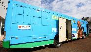 Unidade móvel vai oferecer atendimento a animais em bairros de Maringá