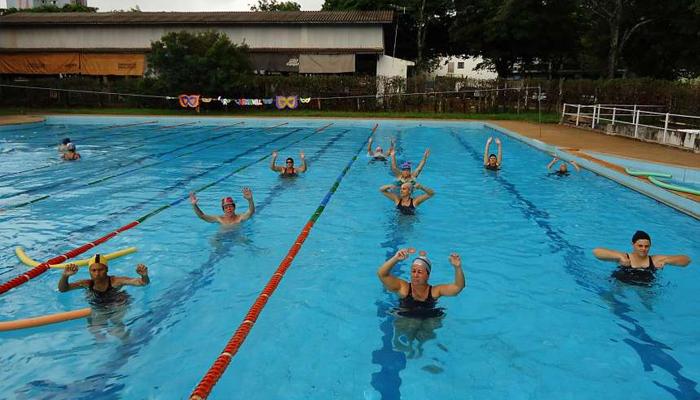 Inscrições para natação e hidroginástica abrem nesta terça-feira (18)