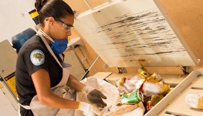 Prosseguem inscrições para formação de cooperativas de reciclagem