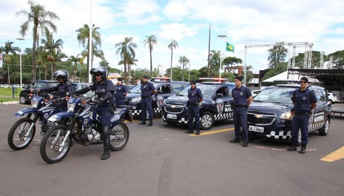 Guarda Municipal dobra capacidade no período de festas de fim de ano