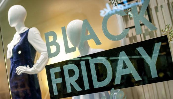 Estabelecimentos funcionarão até as 20 horas na sexta-feira da Black Friday