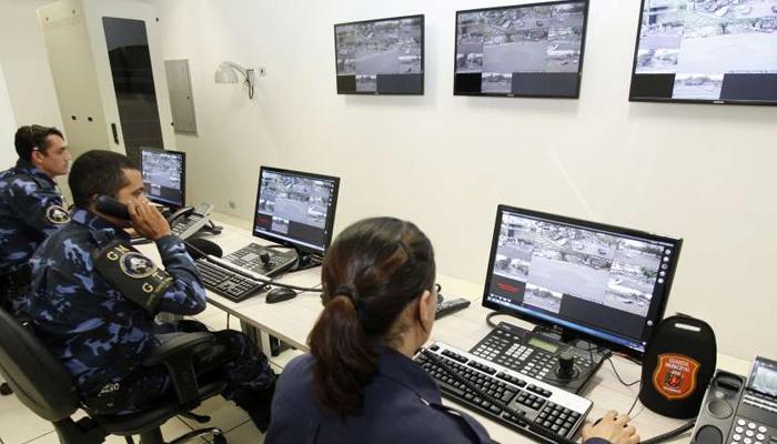 Cidade Segura′ prevê mil câmeras de monitoramento em Maringá
