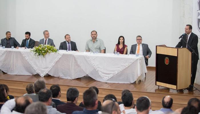 Delegado-chefe anuncia nova delegacia para Maringá