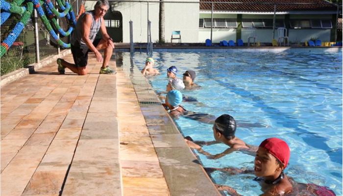 Temporada de natação e hidroginástica dos centros esportivos encerra amanhã (3)