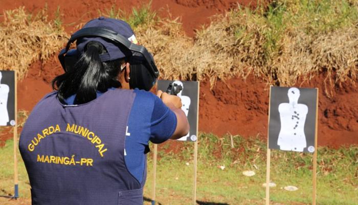 Guarda Municipal investe em treinamento e se prepara para uso de armas