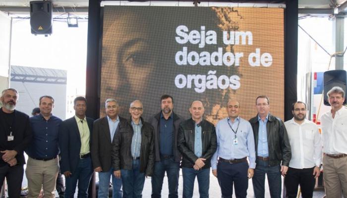 """Saúde lança campanha de doação de órgãos """"Até onde vai sua coragem"""""""