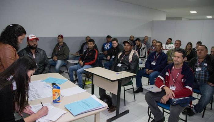 Agência do Trabalhador abre vagas para Curso de Formação de Motorista