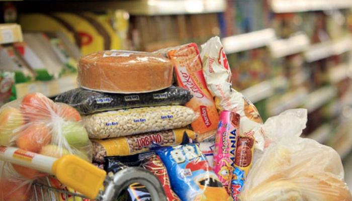 Variação de preços da cesta básica e outros produtos chega a quase 200 %