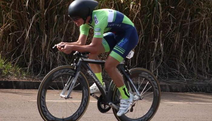 Ciclistas maringaenses participam do campeonato mais difícil do calendário