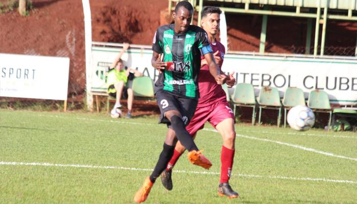 Maringá Futebol Clube jogará por quatro categorias nesse fim de semana