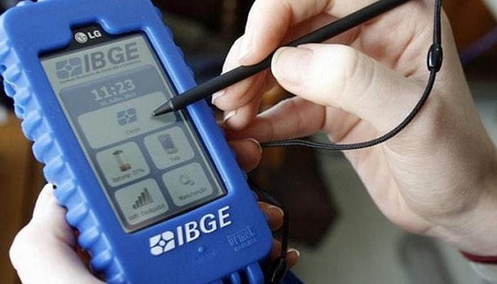 IBGE abre 400 vagas temporárias de analista censitário em todos estados.
