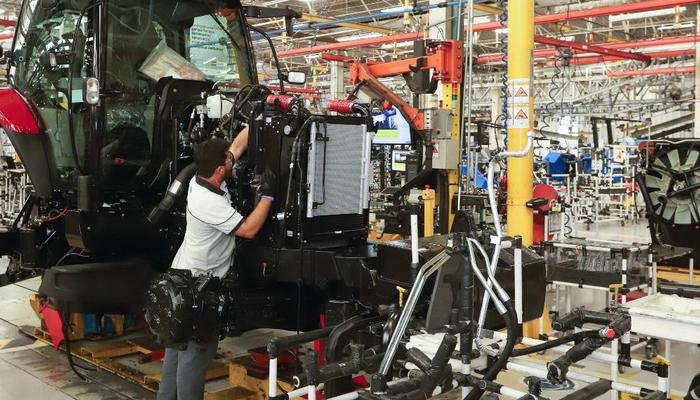 Paraná é o estado com maior crescimento na produção industrial