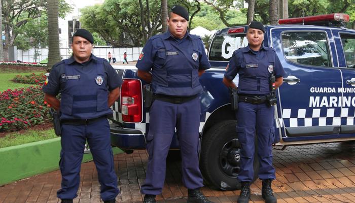 Mais guardas municipais estão prontos para uso de arma de fogo