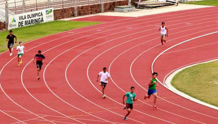 Projeto de atletismo que revelou atletas olímpicos está com vagas abertas