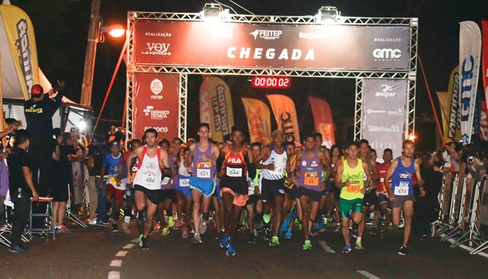 Terceira etapa do Paraná Running 2019 será ao som de Pop