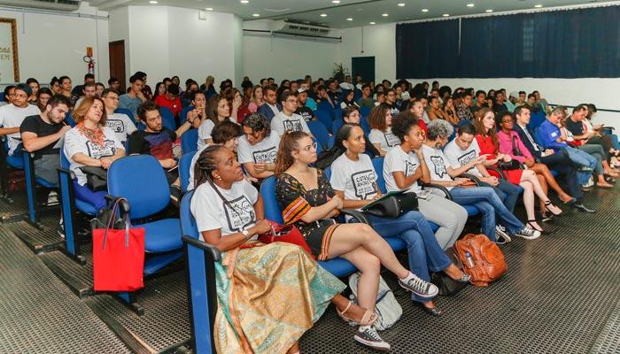 Professores em parceria com o Neiab organizam ações em prol das cotas raciais