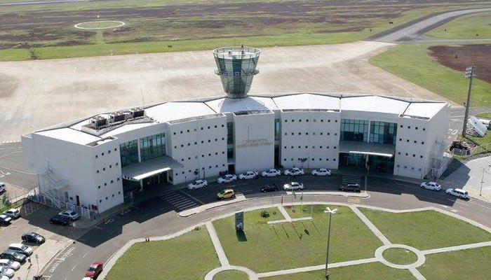 Projeto de segurança do Aeroporto de Maringá recebe prêmio da Anac
