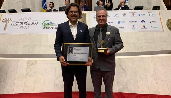 Maringá ganha dois prêmios por inovação na gestão pública