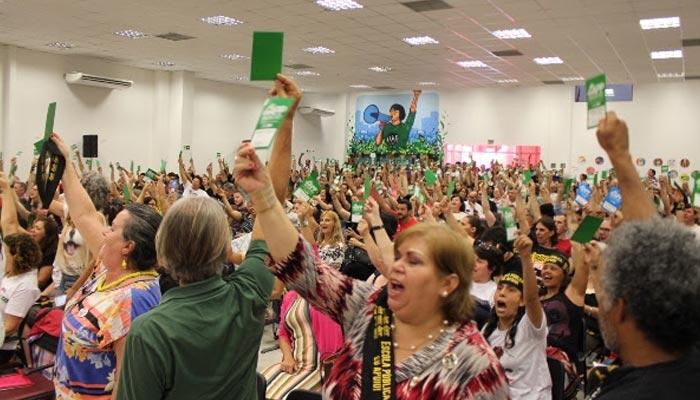 Paralisação nesta segunda (02) pode dar início a greve nas escolas estaduais