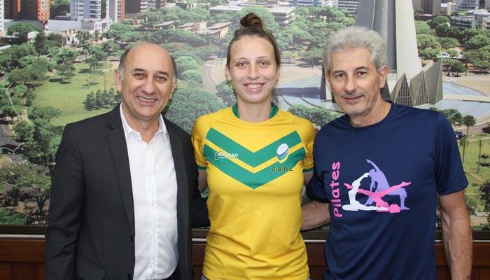 Maringaense representa o Brasil em sorteio para Copa Mundial de Rugby em Londres