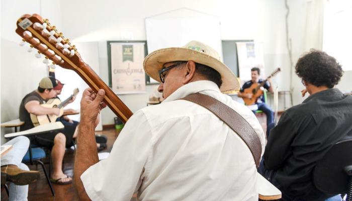 Festival Causo e Viola virtual abre inscrições para oficinas gratuitas de Canto e Viola