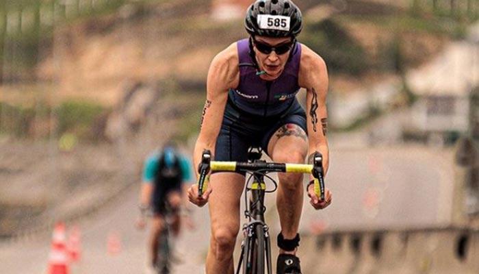 Maringaense Elise Savi estará na final do Circuito Mundial de Triathlon