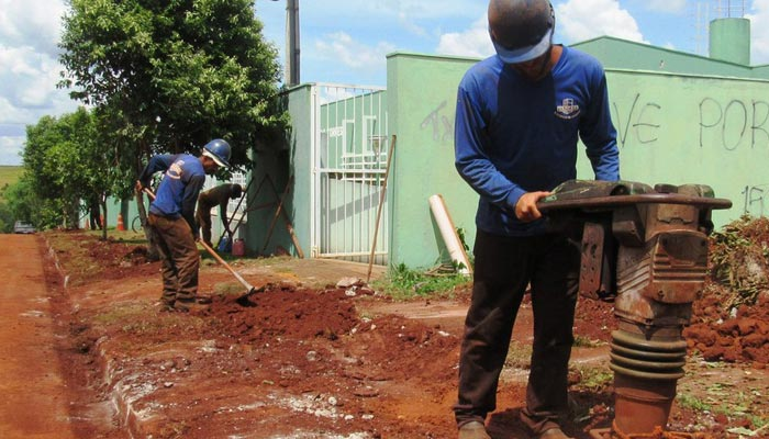 Rede de esgoto de Maringá é ampliada pela Sanepar