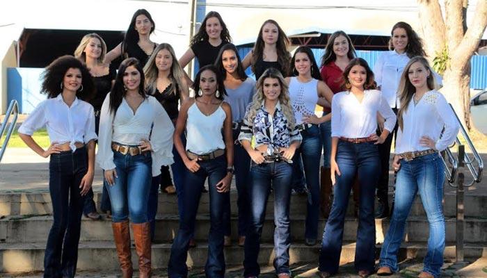 SRM define as finalistas do Concurso Garota Country 2020